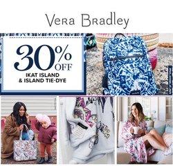 Vera Bradley deals in the Vera Bradley catalog ( Expired)