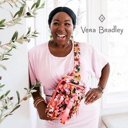 Vera Bradley deals in the Vera Bradley catalog ( More than a month)