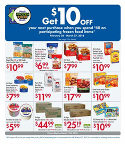 Prints deals in the Smart & Final weekly ad in Whittier CA
