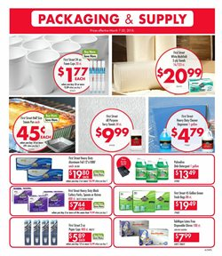 Fabric softener deals in the Smart & Final weekly ad in Modesto CA