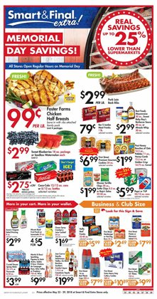 Smart & Final deals in the Reno NV weekly ad