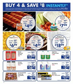 Cleaners deals in the Smart & Final weekly ad in Fontana CA