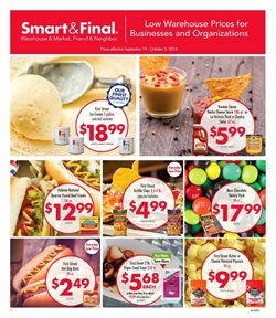 Cheese deals in the Smart & Final weekly ad in Lodi CA