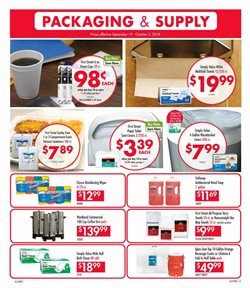 Clorox deals in the Smart & Final weekly ad in Fontana CA