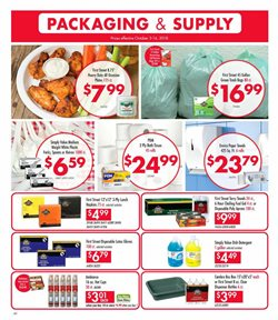 TV deals in the Smart & Final weekly ad in Vacaville CA