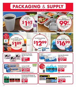 Bags deals in the Smart & Final weekly ad in Modesto CA