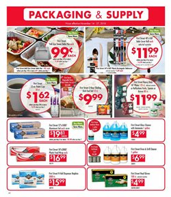 Gloves deals in the Smart & Final weekly ad in Los Angeles CA