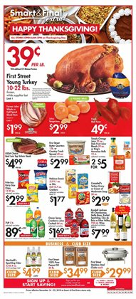 Smart & Final deals in the Reseda CA weekly ad