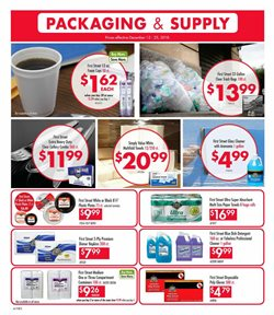 Clothing care deals in the Smart & Final weekly ad in Yorba Linda CA