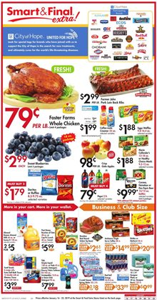 Smart & Final deals in the Bakersfield CA weekly ad