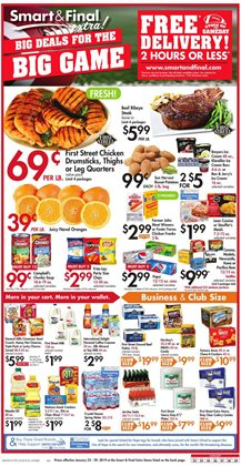 El Super Moreno Valley Ca Weekly Ads Coupons February