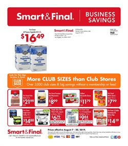 Smart & Final deals in the San Diego CA weekly ad