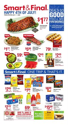 Smart & Final catalogue in South San Francisco CA ( 2 days left )