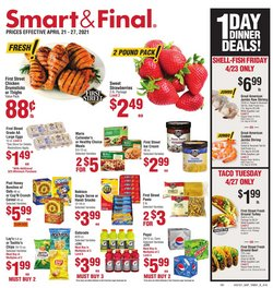 Smart & Final catalogue in Las Vegas NV ( Published today )