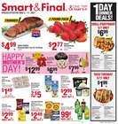 Smart & Final catalogue ( 3 days left )