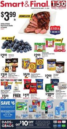 Grocery & Drug deals in the Smart & Final catalog ( 3 days left)