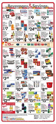 Detergent deals in the Smart & Final weekly ad in Los Angeles CA