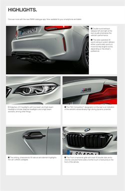 Exhaust deals in the BMW weekly ad in Mission TX