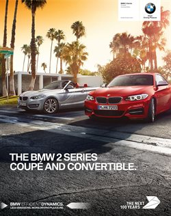 BMW deals in the New York weekly ad