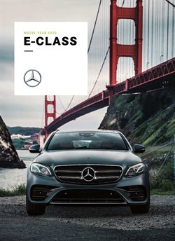 Mercedes-Benz deals in the Norwalk CT weekly ad