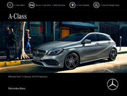 Mercedes-Benz deals in the Houston TX weekly ad