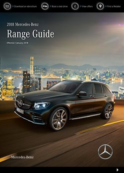 Automotive deals in the Mercedes-Benz weekly ad in Dallas TX