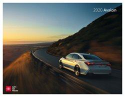 Toyota deals in the La Crescenta CA weekly ad
