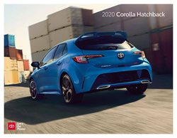 Toyota catalogue in Hialeah FL ( More than a month )