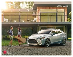 Toyota catalog ( More than a month)