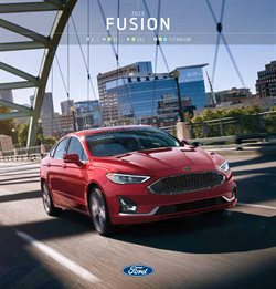 Automotive offers in the Ford catalogue in Somerville MA ( More than a month )