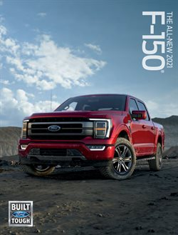 Automotive offers in the Ford catalogue in New York ( More than a month )