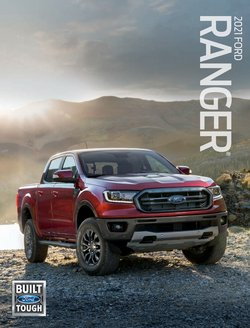 Automotive offers in the Ford catalogue ( More than a month )