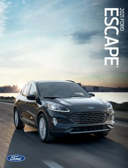 Automotive offers in the Ford catalogue in Jackson MS ( More than a month )