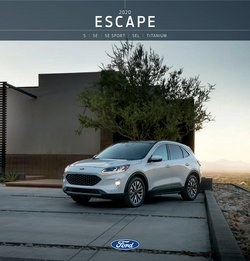 Automotive offers in the Ford catalogue in Los Angeles CA ( More than a month )