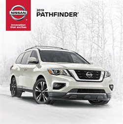 Automotive deals in the Nissan weekly ad in Ontario CA