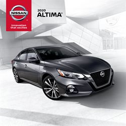 Nissan catalogue in Bloomfield NJ ( More than a month )