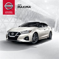 Automotive deals in the Nissan weekly ad in New York
