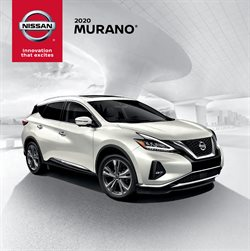 Automotive offers in the Nissan catalogue in Somerville MA ( More than a month )