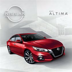 Automotive offers in the Nissan catalogue in Montebello CA ( More than a month )