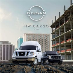 Automotive offers in the Nissan catalogue in New Rochelle NY ( More than a month )