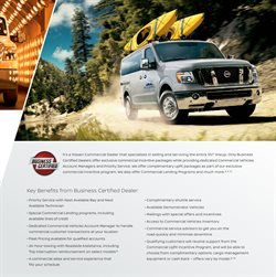 Titleist deals in Nissan