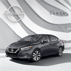 Automotive offers in the Nissan catalogue in Gadsden AL ( More than a month )