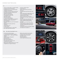 Apple deals in the Nissan catalog ( More than a month)