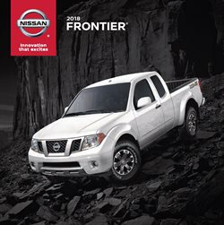 Nissan deals in the Johnstown PA weekly ad