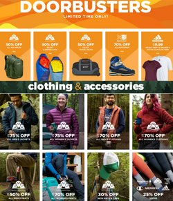 Eastern Mountain Sports deals in the Eastern Mountain Sports catalog ( Published today)