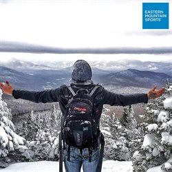 Eastern Mountain Sports deals in the New York weekly ad