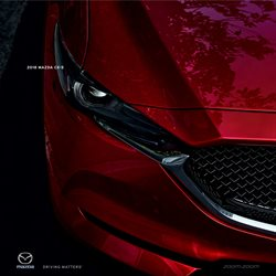Automotive deals in the Mazda weekly ad in New York