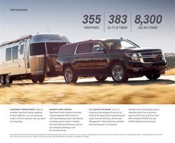 Trailer deals in the Chevrolet weekly ad in Springfield MO