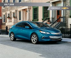 Automotive deals in the Chevrolet weekly ad in Youngstown OH