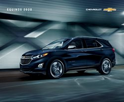 Automotive offers in the Chevrolet catalogue in North Bend WA ( More than a month )